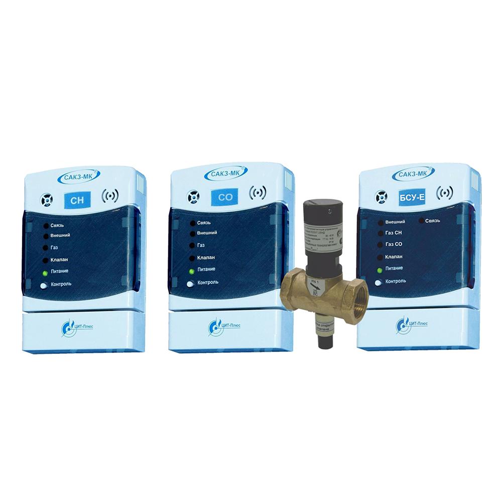 система контроля загазованности сакз мк 2
