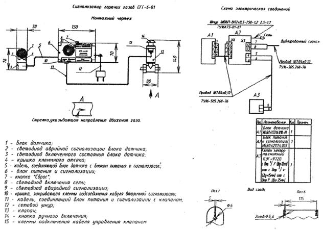 бсп-6м руководство по эксплуатации