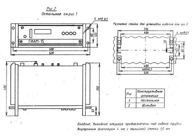сгг-14 инструкция